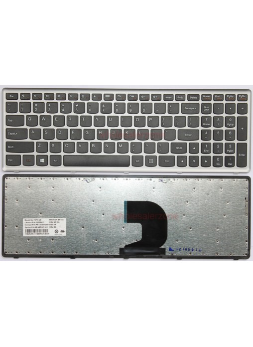 NEW for LENOVO 25206237 T6F1-US PK130SY1F00 9Z.N8RSC.401 NSK-BF4SC US Keyboard