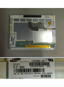 """Матрица для ноутбука 15.0"""" SXGA+ (1400*1050, 30 pin, LAMP-подсветка) Б/У"""