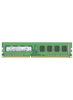 Оперативная память DIMM DDR3, 4ГБ, Samsung